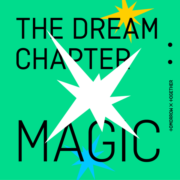 【The Dream Chapter : MAGIC MD】 BADGE(バッジ) TOMORROW X TOGETHER Ver.