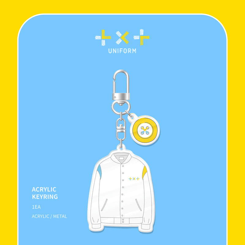【1st UNIFORM MD】ACRYLIC KEYRING