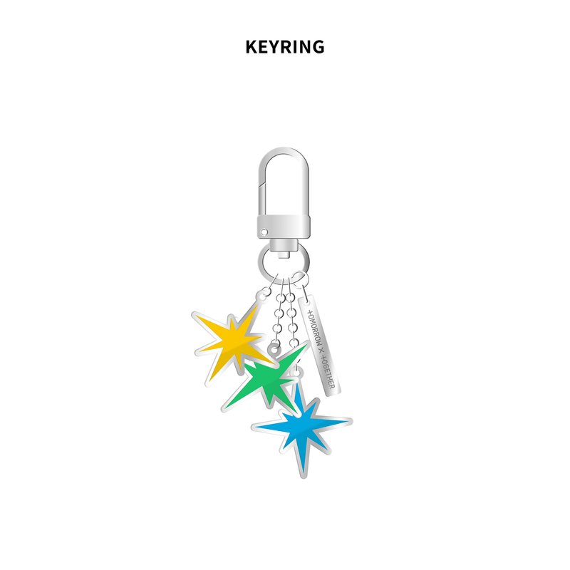 【The Dream Chapter : MAGIC MD】 KEYRING(キーリング)
