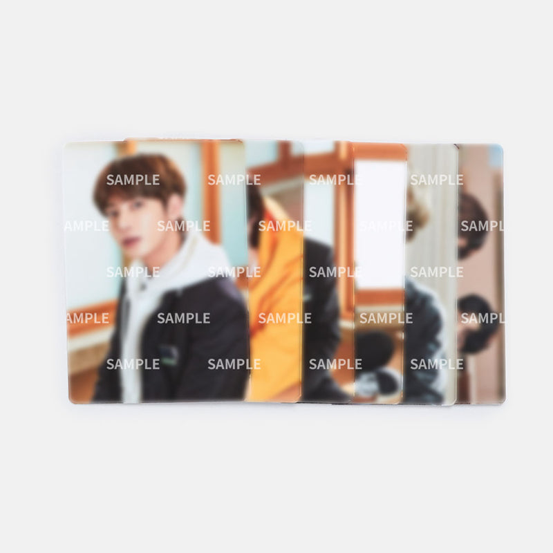【2020 FANLIVE DREAM X TOGETHER MD】 MINI PHOTO CARD