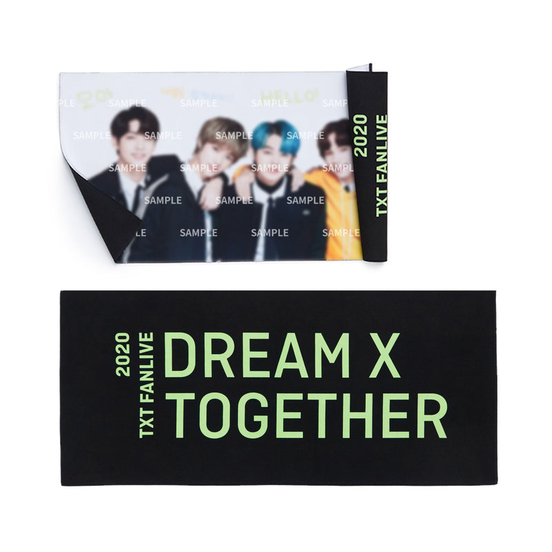 【2020 FANLIVE DREAM X TOGETHER MD】 SLOGAN