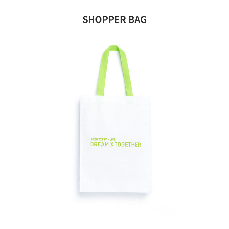 【2020 FANLIVE DREAM X TOGETHER MD】 SHOPPER BAG
