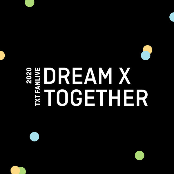 【2020 FANLIVE DREAM X TOGETHER MD】 LANYARD