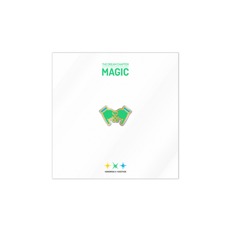 【The Dream Chapter : MAGIC MD】BADGE (バッジ) MAGIC ALBUM Ver.2