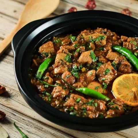 Chicken Karahi Curry Awtentiku
