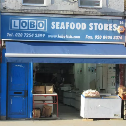 Lobo Seafood Stores