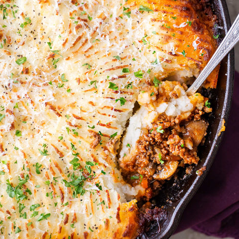 Ultimate Beef Shepherd's Pie