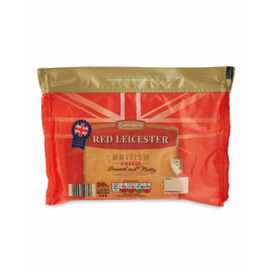 Fromage rouge Leicester Aldi 400G