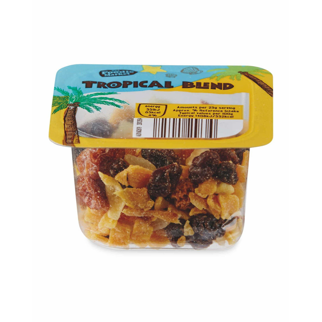 Aldi Tropical Blend Fruits & Seeds Mix 70G - Aldi