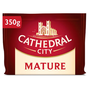 Cathedral City Mature Cheddar Cheese 350G (Iceland) - Iceland