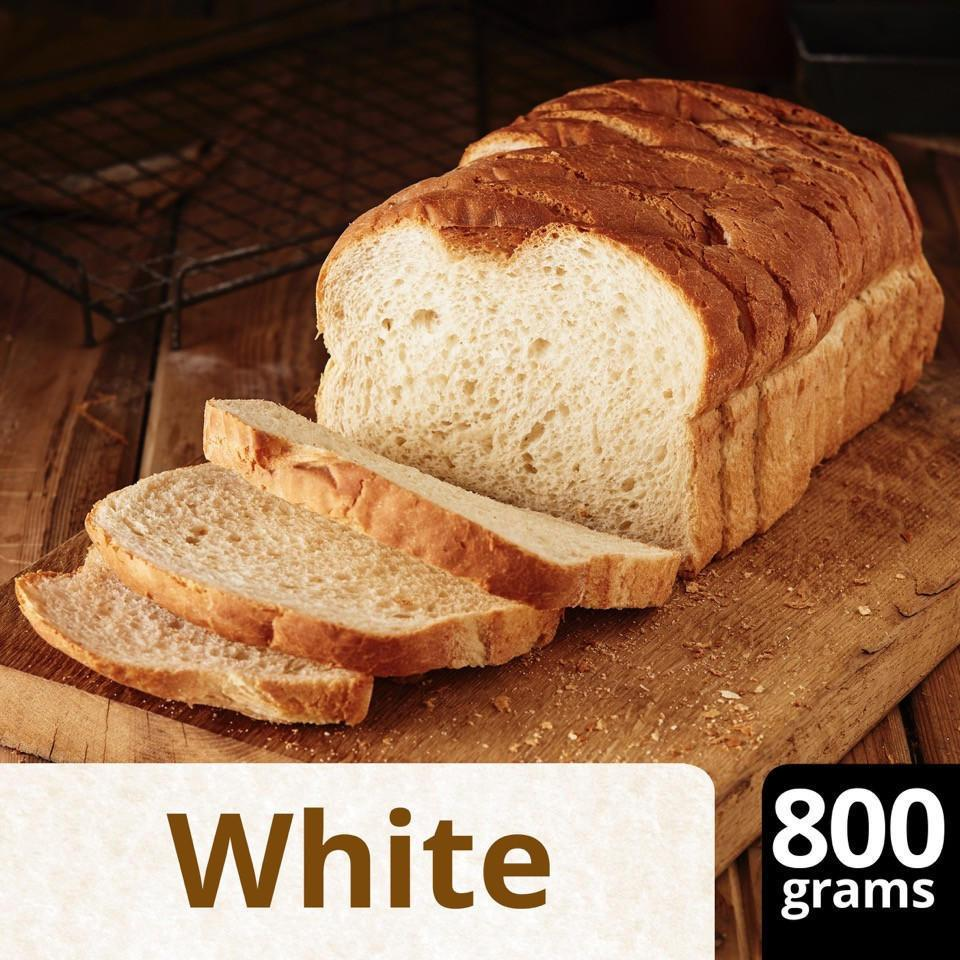 Iceland White Bloomer Bread 800g - Iceland