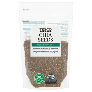 Tesco Chia Seeds 135G - Tesco