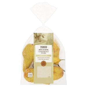 Tesco Conference Pears Pack 610G - Tesco