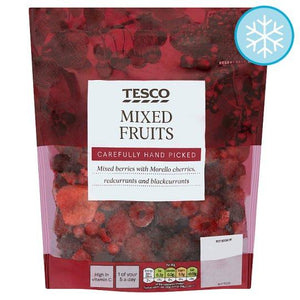 Tesco Mixed Fruits 500G - Tesco