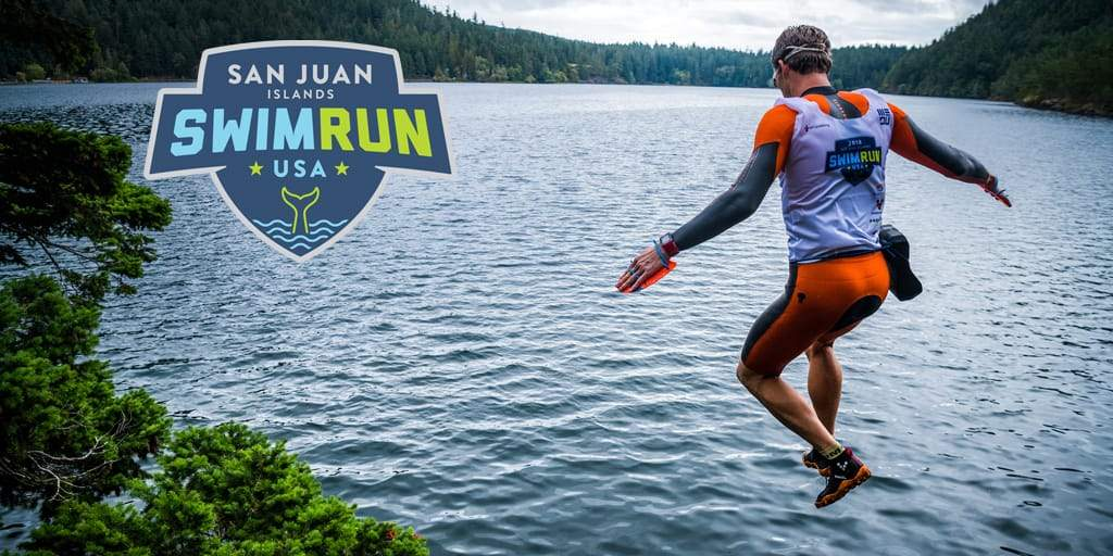 Reflecting On San Juan Islands SwimRun