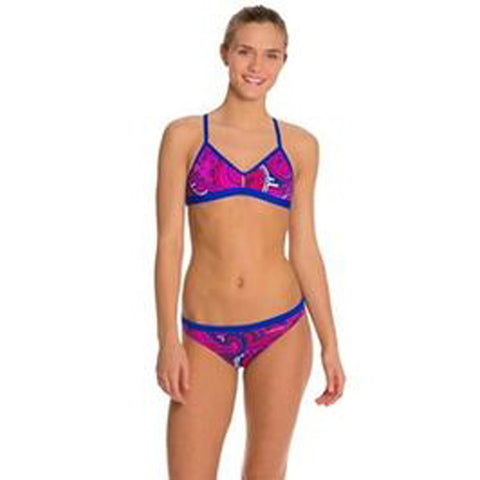 Performance Two-Piece Swimsuit