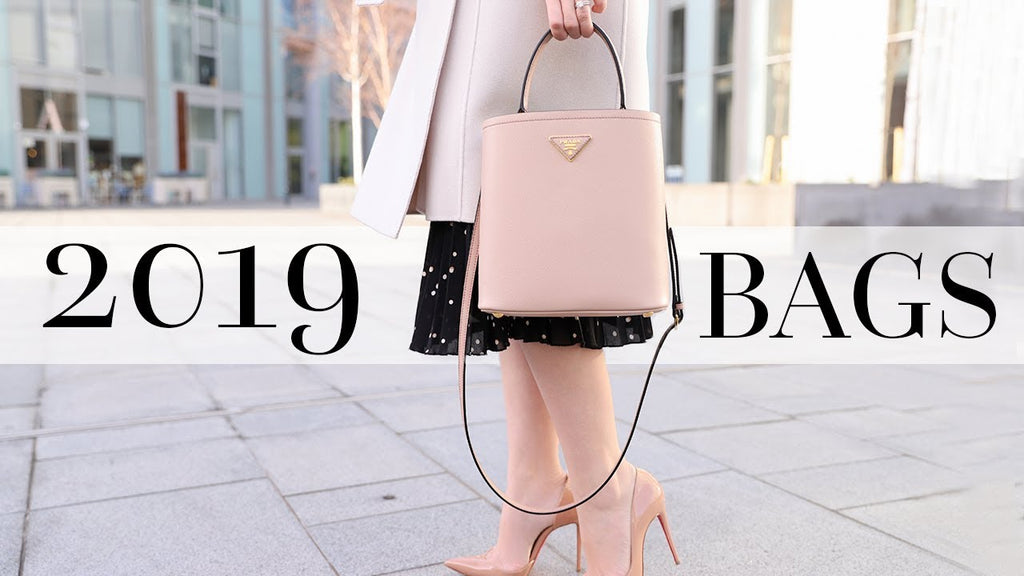 Major Bag Trends in 2019 : What do fashion specialists agree on ?