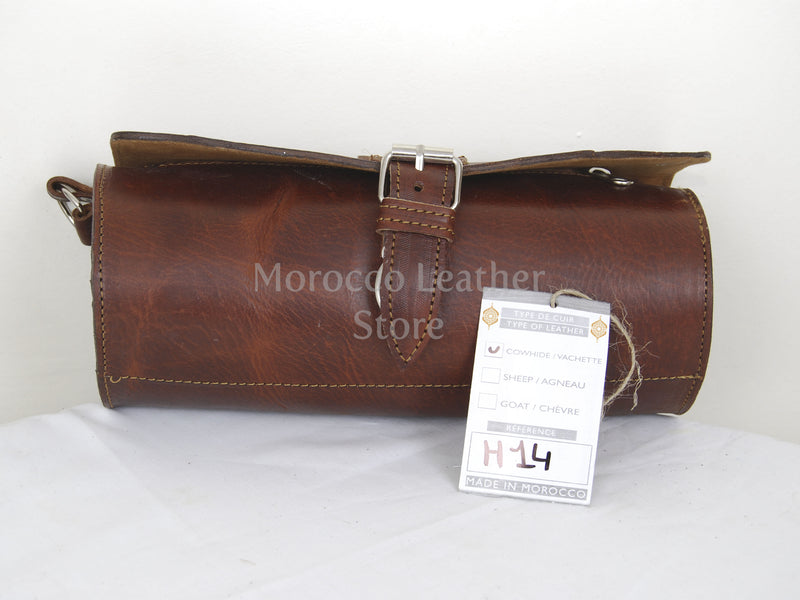 Ladies moroccan Leather Crossbody  Bag - Morocco Leather Store