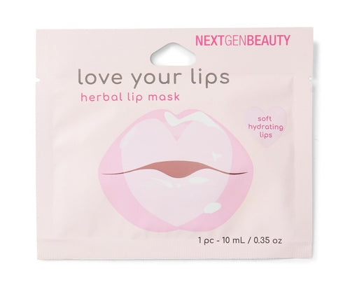 HERBAL MINT LIP MASK