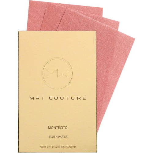 Cheek Blush Paper - Montecito