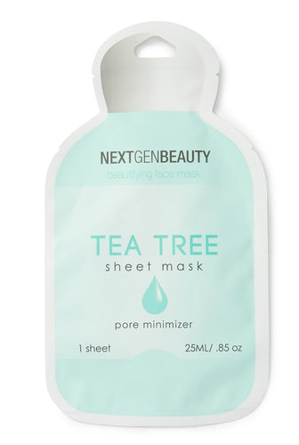 TEA TREE SHEET MASK