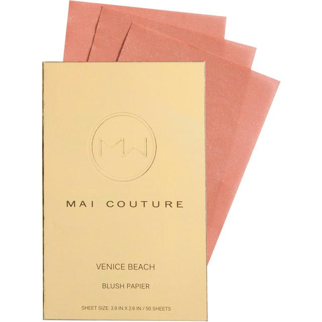 Cheek Blush Paper - Venice Beach