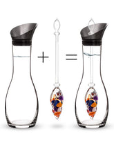 Load image into Gallery viewer, JUBILEE AYURVEDA - GEMWATER DECANTER SET