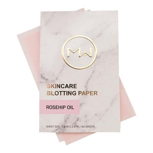 Skincare Paper - Rose Hip Oil Blotting