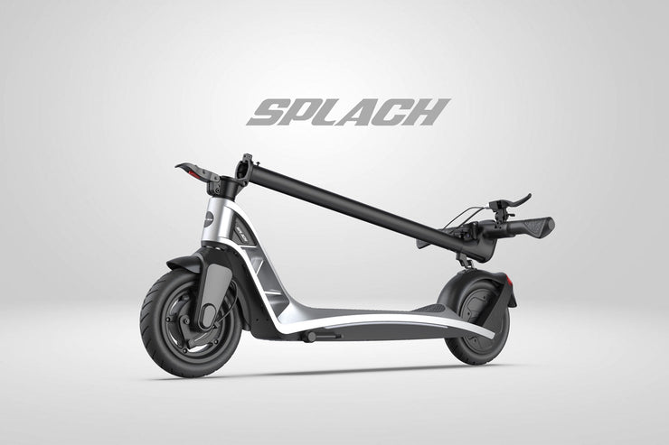 Launching Soon-SPLACH-SWIFT, evolutionary compact EScooter