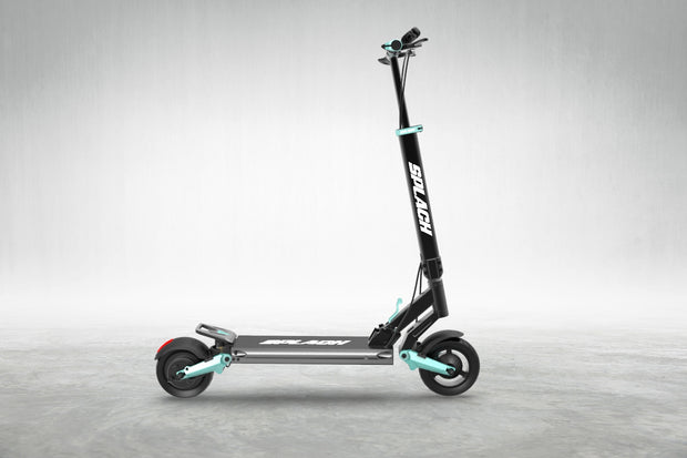 SPLACH-RANGER: Ultra-smooth Suspension E-Scooter to take you on a longer journey.