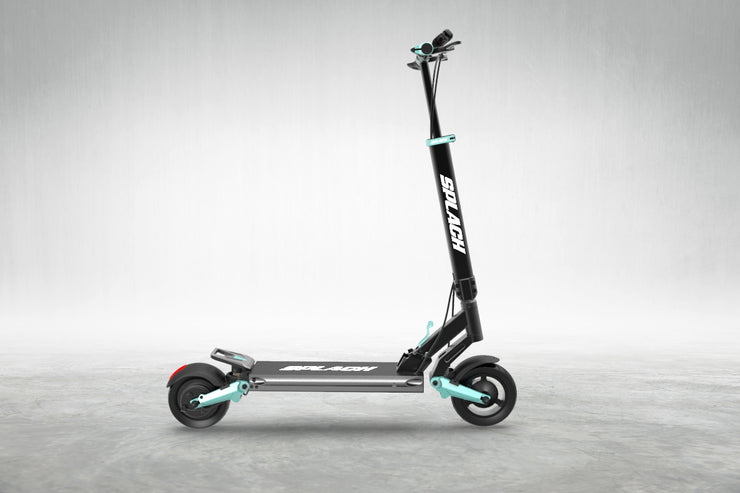 SPLACH Ranger: Ultra-Smooth Suspension E-Scooter