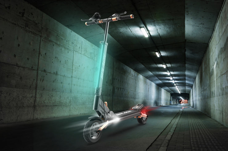 Pre-Order SPLACH-TURBO PLUS: Ultra-smooth Suspension E-Scooter to propel you fast.