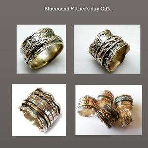 About the spinner rings