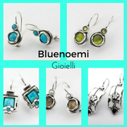 Sterling silver earrings for woman