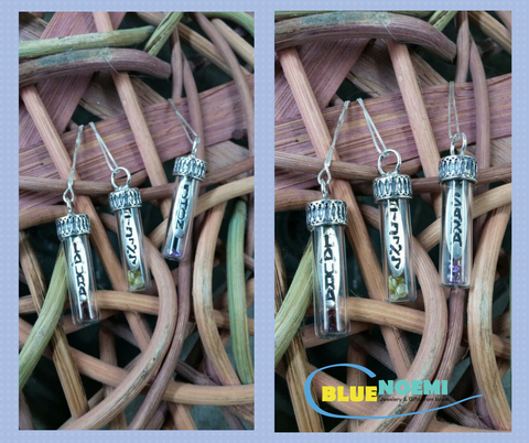 Bluenoemi bottle lockets