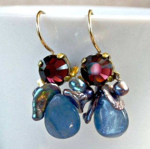 Bluenoemi Earrings