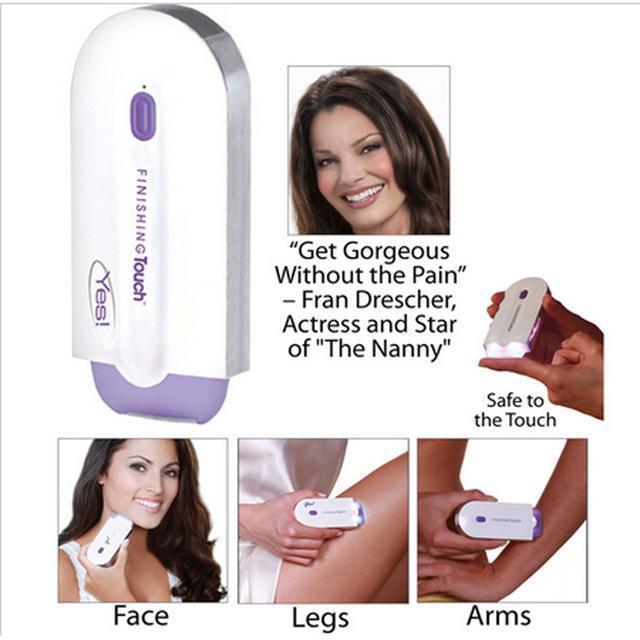 USB Rechargeable Hair Remover