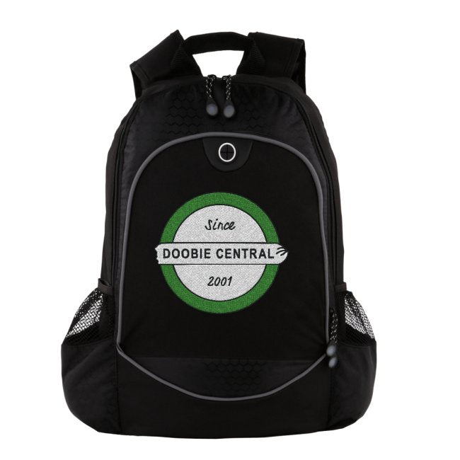 Doobie Central Computer Backpack