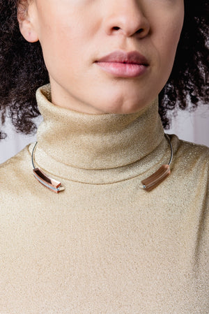 Ode to the Breeze - Reversible Necklace