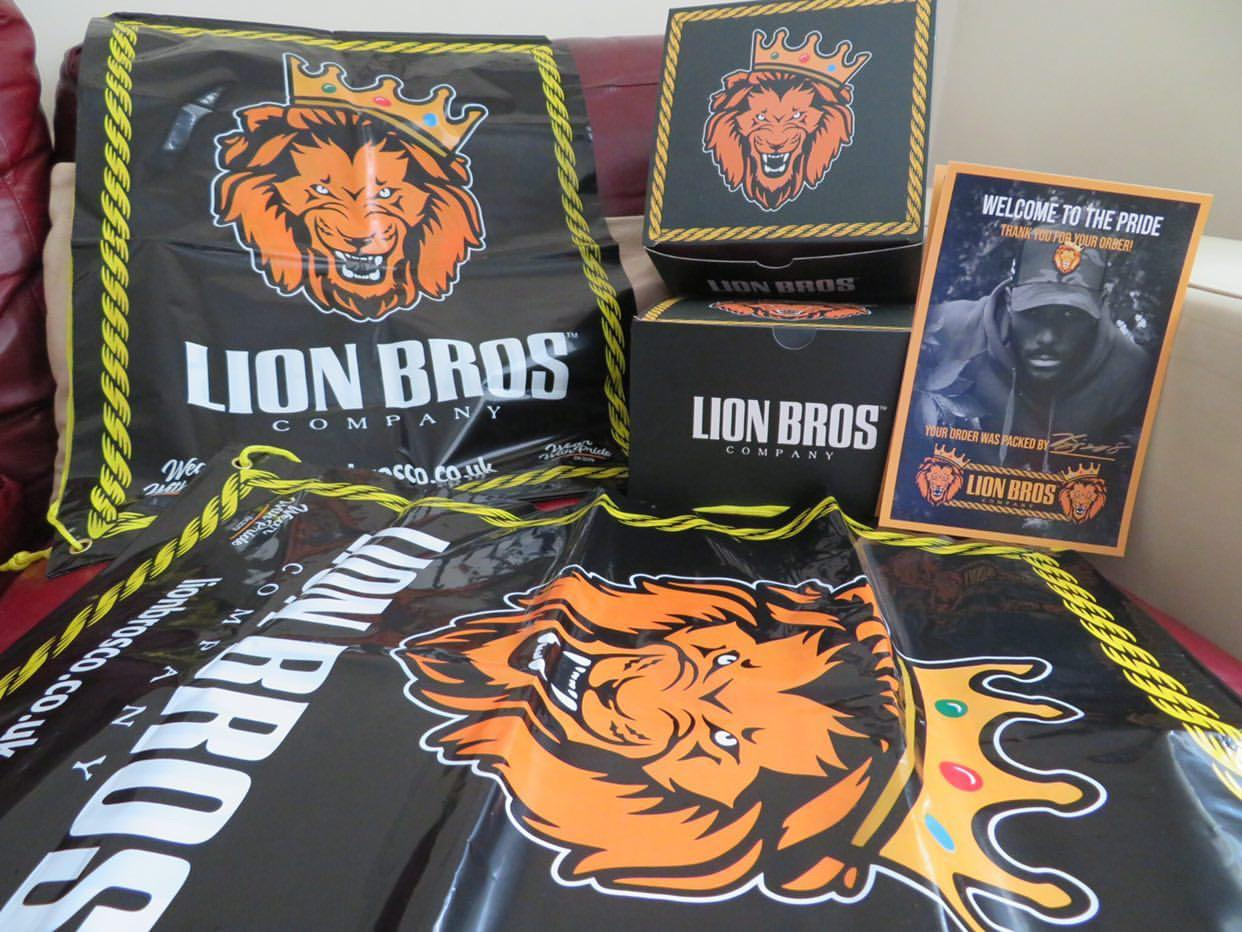 The service we provide our customers here at Lion Bros