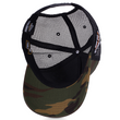 Trucker Cap Single Lion (Camo)