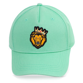 Cargo Cap Single Lion (Mint Green)