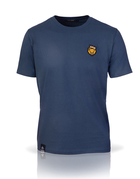 Single Lion T-Shirt (Navy)