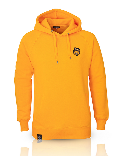 Single Lion Hoodie (Gold)