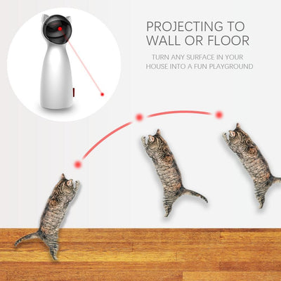 Laser Cat Interactive Toy ? UP TO 60% OFF NOW! ?