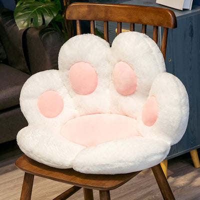 Cat Paw Back Pillow