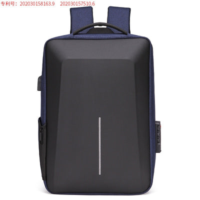 Anti Theft Waterproof Usb Charging Backpack