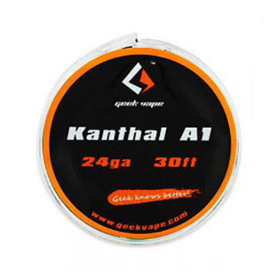 Kanthal A1 Tape Wire - 30 Ft - By Geek Vape