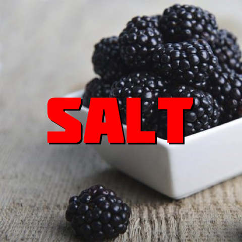 Blackberry - Salt - From Our Atlanta Vapor Classic Collection