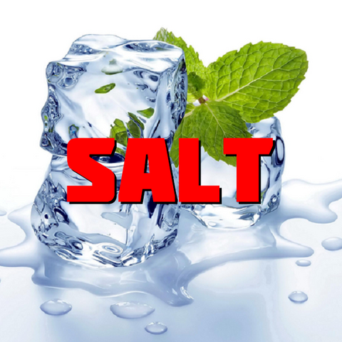Menthol - Salt - From Our Atlanta Vapor Classic Collection